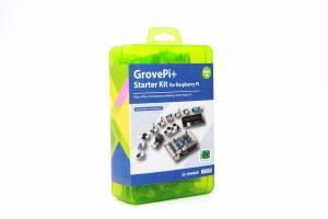 Starter Kit GrovePi+ pour Raspberry Pi 2 et Pi 3