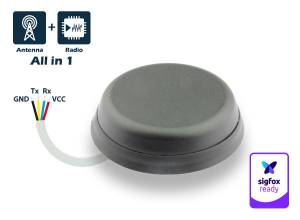 Sigfox Neomni Smart Connect - Antenne digitale Sigfox (Outdoor & Smart)