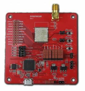 Carte d'évaluation du Module Wisol SFM10R1 Sigfox (EVBSFM10R1)