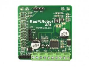 Shield RaspiRobot v3
