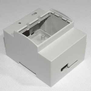 DIN rail 4M mounting enclosure for BeagleBone Black