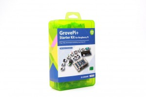 GrovePi+ Starter Kit for Raspberry Pi 2 / Pi 3 - CE Certified