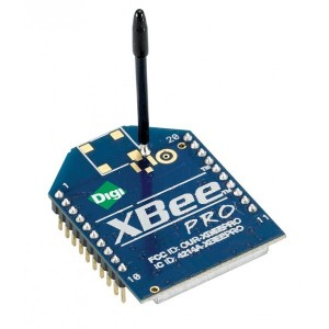 Module XBee PRO 2.4GHz, Integrated Whip Antenna