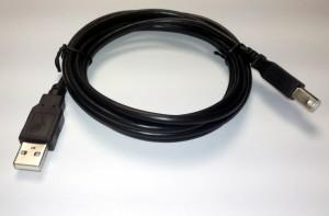 Câble USB A  USB B L=2m