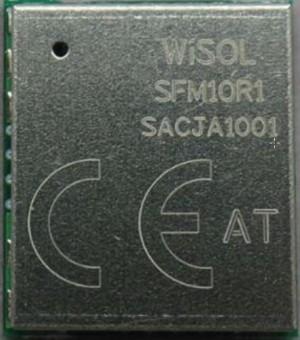 Module Wisol SFM10R1 pour le reseau Sigfox
