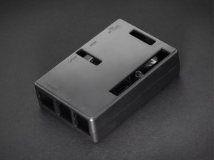 Raspberry Pi B+, Pi2 Enclosure - Black
