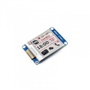 200x200, 1.54 inch E-Ink display module, three-colors