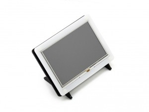 5inch HDMI LCD with bicolor case