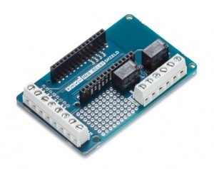 Relay Proto shield for Arduino MKR