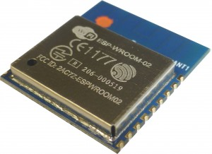 Module WIFI ESP-WROOM-02