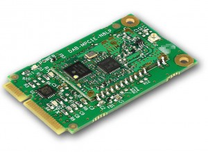 SigFox Communication PCI Express board