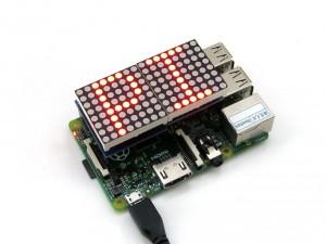 Raspberry Pi LED Matrix