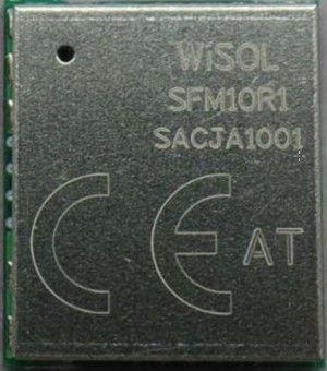 Modules Wisol Sigfox WSSFM10R1 (QTY > 50)