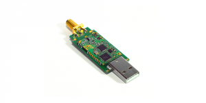 LoRaWan and LoRa P2P communication USB Dongle board