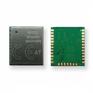 Pack 10 Modules Wisol WSSFM10R1 for Sigfox network