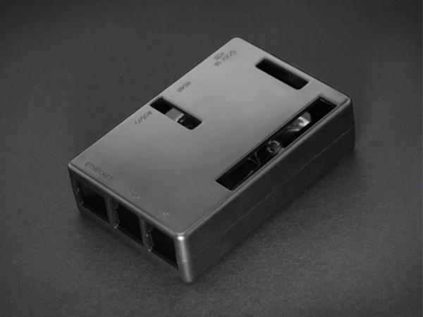 Raspberry Pi B+, Pi2 Enclosure - Black