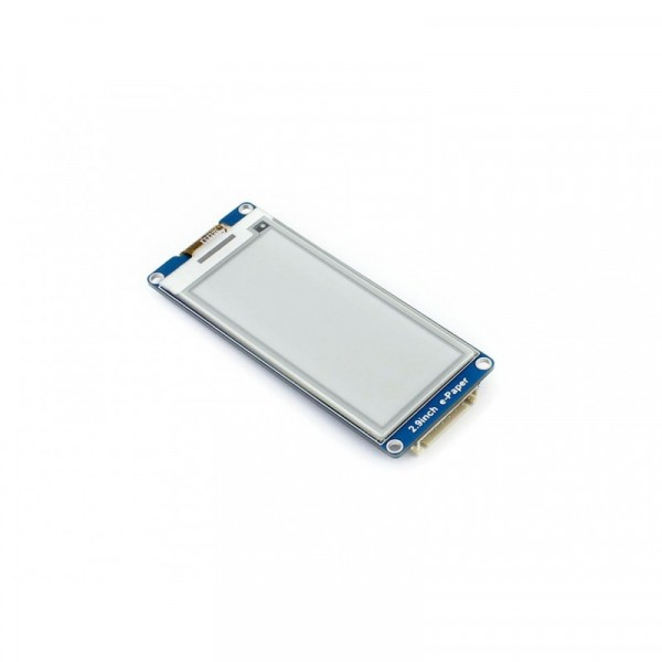 296x128, 2.9 inch E-Ink display module