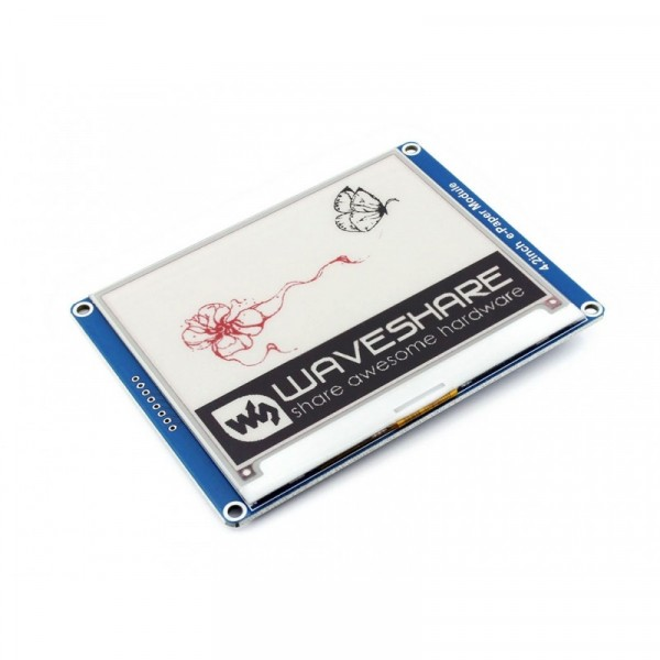 400x300, 4.2 inch E-Ink display module, three-colors