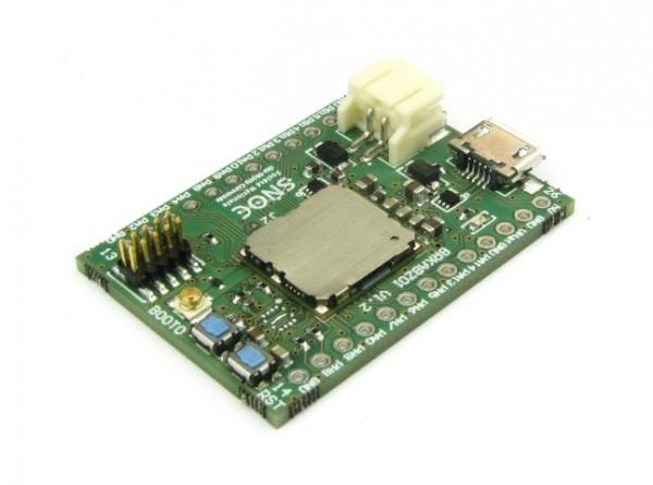 Sigfox / Lora BRKABZ01 Breakout board Kit (CMWX1ZZABZ-091) + Antenna