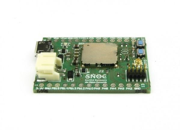 Breakout board Kit BRKABZ01 dual-mode Lora / Sigfox + Antennas