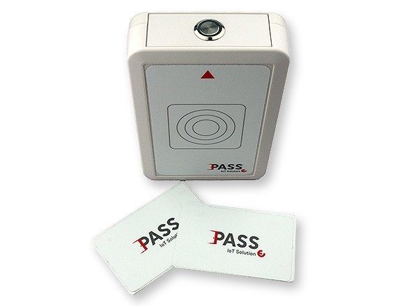 Sigfox Ealloora Pass Remote RFID Badging (Product View 1)