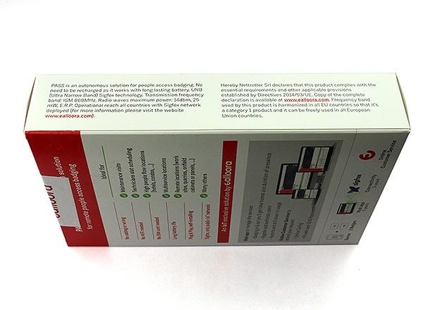 Sigfox Ealloora Pass Remote RFID Badging (Box)