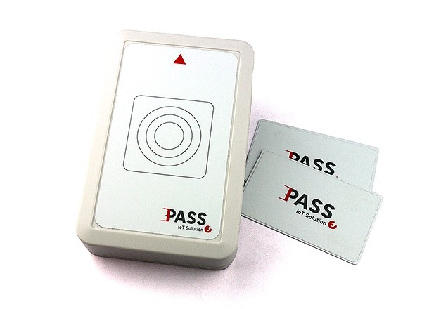 Sigfox Ealloora Pass Remote RFID Badging (Product View 2)