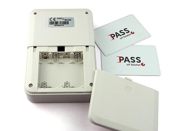 Sigfox Ealloora Pass Remote RFID Badging (Product View 4)