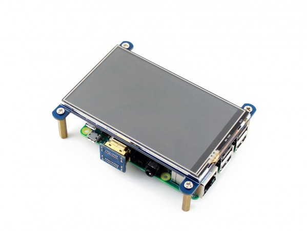 4inch HDMI Touch LCD 800×480 IPS