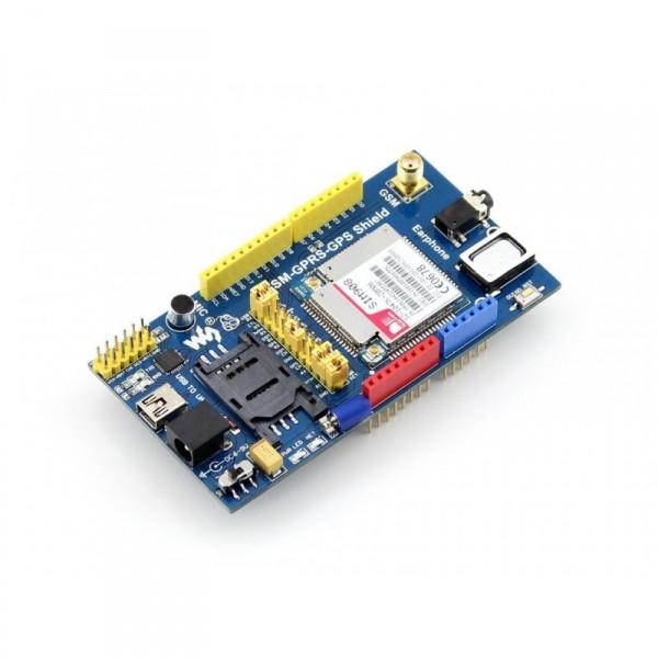 GSM/GPRS/GPS Arduino Shield