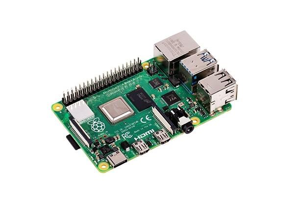 New Raspberry PI 4 Model B - 4Gb (View 1)