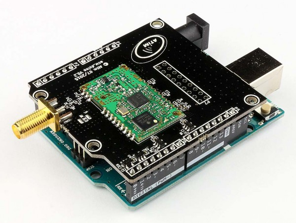 LoRa M2M Communication board for Arduino