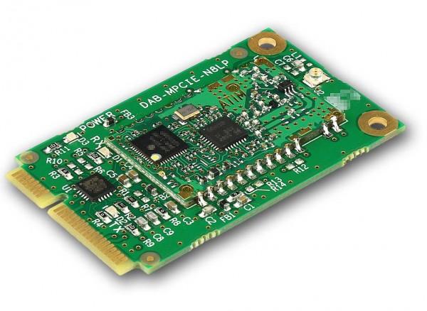 LoRaWan and LoRa P2P communication Mini PCI Express board