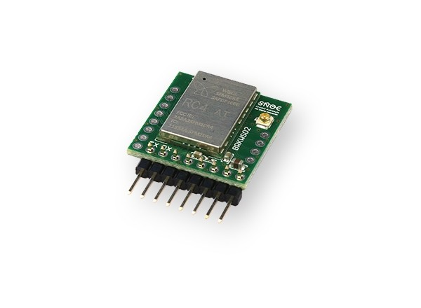 Sigfox Breakout board BRKWS02 RC4 shield IOT