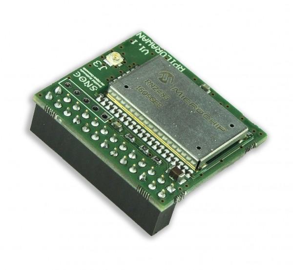 LoRaWan communication board for Raspberry Pii
