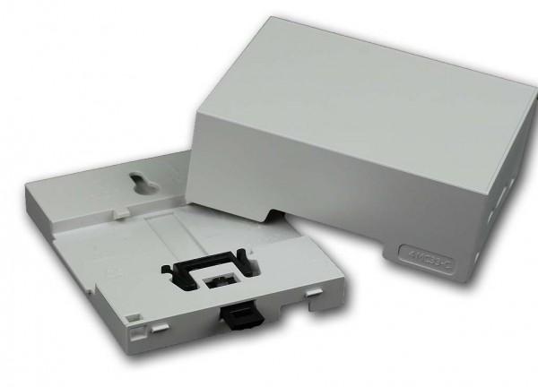 DIN rail 4M Compact Enclosure for Raspberry Pi