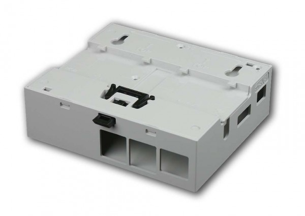 DIN rail 6M Compact Enclosure for Raspberry Pi