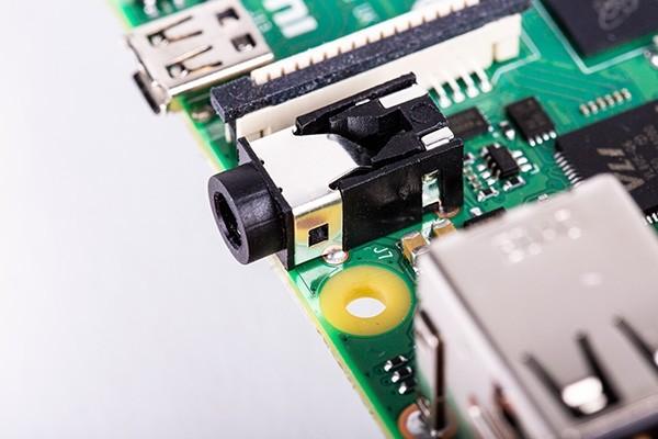 New Raspberry PI 4 Model B - 4Gb (Audio)