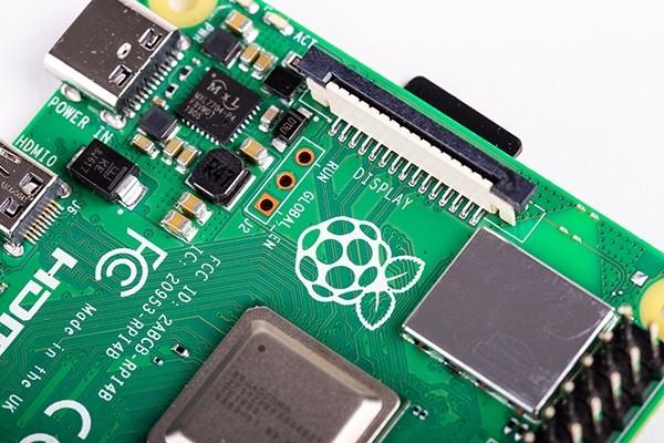 New Raspberry PI 4 Model B - 4Gb (Display port)