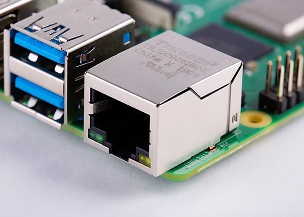 New Raspberry PI 4 Model B - 4Gb (USB 3.0)