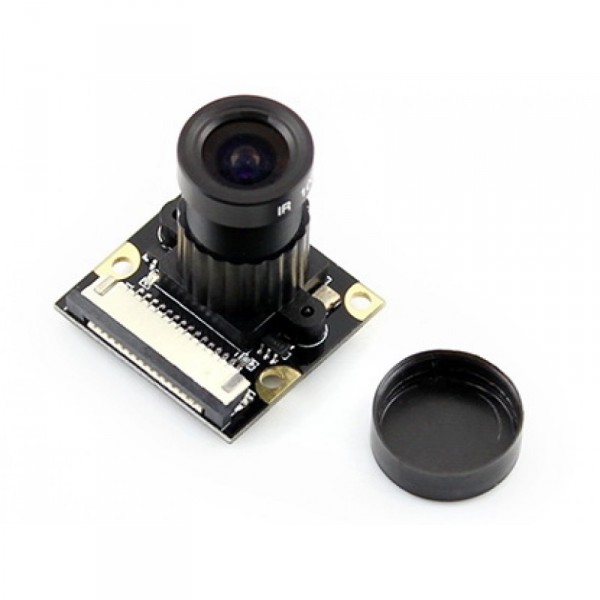 Caméra Raspberry Pi focus ajustable + vision de nuit