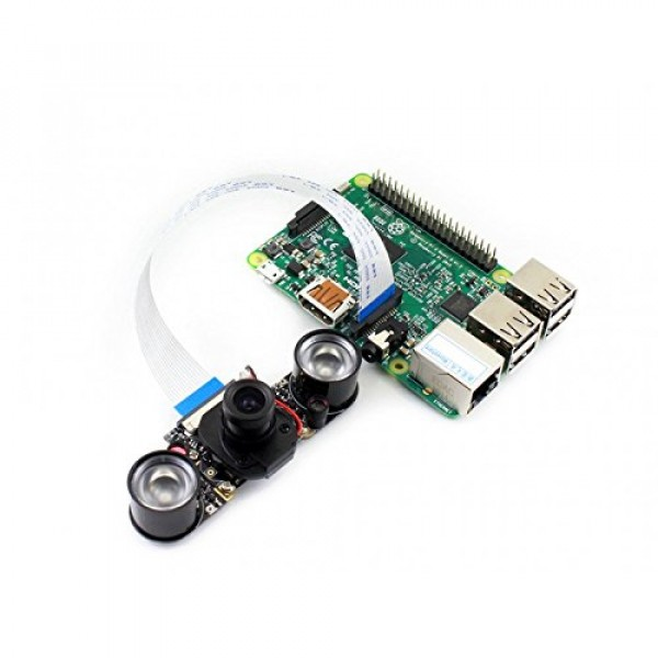 Raspberry Pi IR-CUT Camera