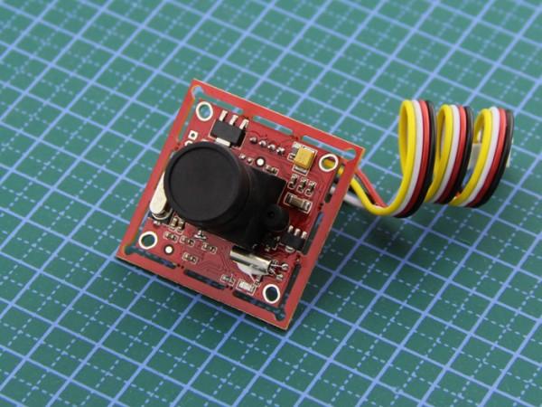 Grove - Caméra Série RS232 objectifs interchangeables