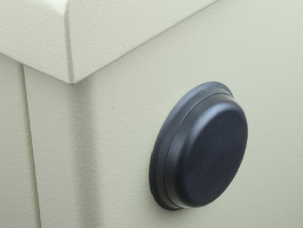 Sigfox Neomni Smart Connect on a telecom cabinet