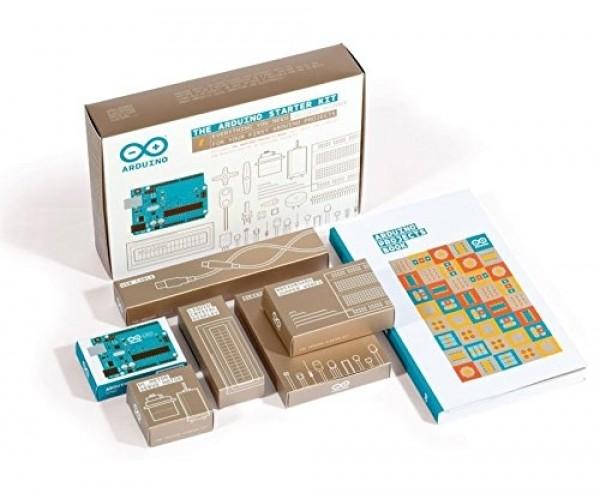 Starter Kit Arduino - (FR) - K020007