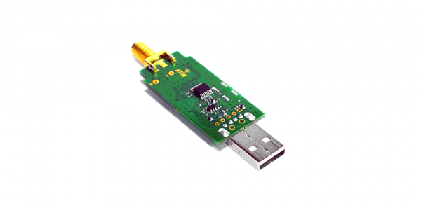 SigFox Communication USB Dongle board