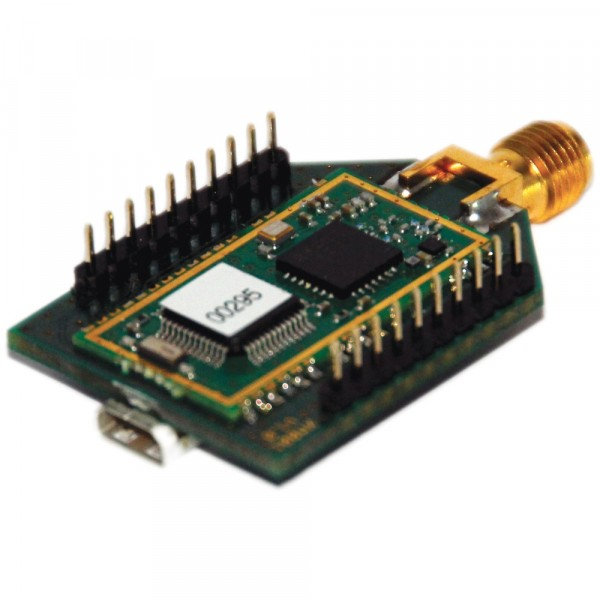 Sigfox/Lora communication board for XBee socket