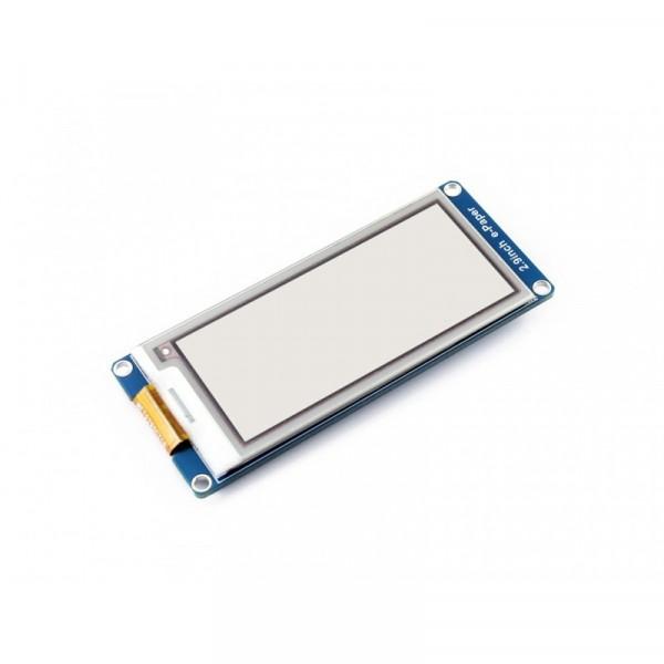 296x128, 2.9 inch E-Ink display module, three-color