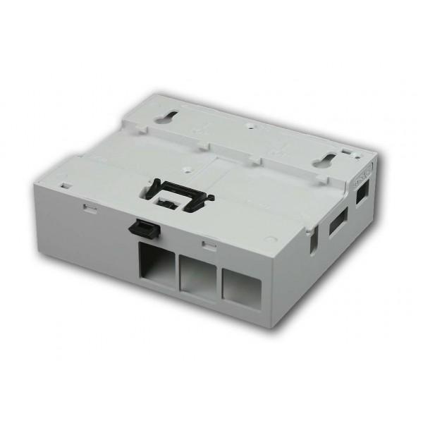 DIN rail 6M Compact Enclosure for Raspberry Pi