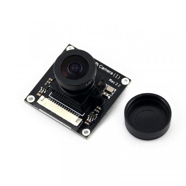 Caméra Raspberry Pi grand angle 170° F1.8